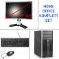 Preview: Home Office PC Komplett Set - HP Compaq 6005 MT Windows 10 Pro inkl., DELL 1908fpt 19'' Zoll TFT Monitor, USB Tastatur + USB Maus **ALL-IN-ONE**