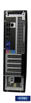 Dell OptiPlex 3010 Desktop PC Intel G645 2.9GHz 4GB RAM 250GB HDD DVD-ROM Windows 7 Pro