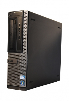 Dell Optiplex 3010 DT Desktop-PC Intel G2030 3.0GHz 4GB 250GB HDD DVD-ROM W10P
