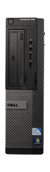 DELL Optiplex 390 DT Desktop-PC Intel G630 2.7GHz 4GB 250GB HDD W10Pro