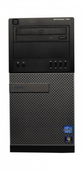 Dell Optiplex 790 Minitower i3 2120 3,3 GHz 250GB 2 GB RAM DVD-RW W7P