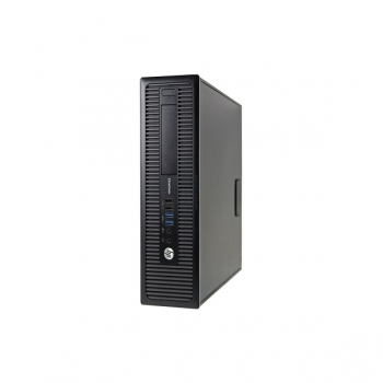 HP Elitedesk 800G1 SFF Intel i7-4790 3.6GHz 8GB 1000GB HDD DVD+-RW W10P