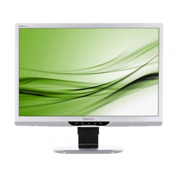Philips 220B2 22 Zoll (55,9cm) TFT-LCD Monitor 16:10 1680x1050 60Hz 5ms 250cd/m² VGA DVI USB