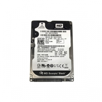 "Western Digital Black 320GB HDD 2.5"" SATA 7200RPM Notebook HDD Festplatte"