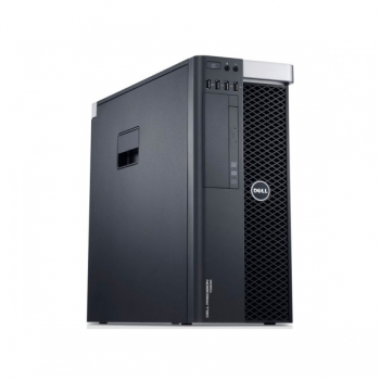 DELL Precision Workstation T3600 Intel XEON E5 2620 2.5GHz 2x500GB HDD 16GB RAM Nvidia Quadro K2000 - Ohne OS