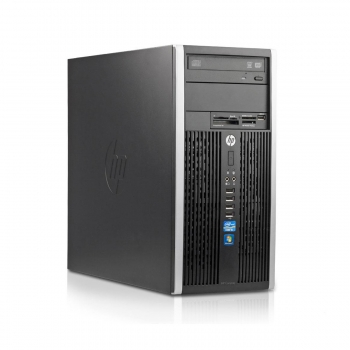 HP Compaq Pro 6305 Mini-Tower AMD A6-5400B CPU @3.6GHz 4GB RAM 500GB HDD DVD-RW SD-CARD W10P