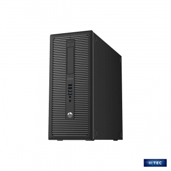 HP EliteDesk 800G1 Mini-Tower Intel Core i5-4590 @3.3GHz 8GB RAM 1000GB HDD DVD-RW W10P refurbished