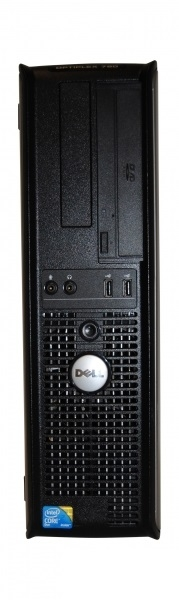 Dell Optiplex 360 SFF Intel E5300 2.6GHz 2GB RAM 80GB HDD DVD - ohne OS