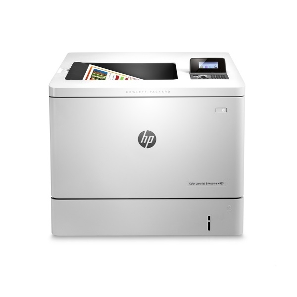 HP Color LaserJet Enterprise M553dn Farblaserdrucker LAN - Neuware