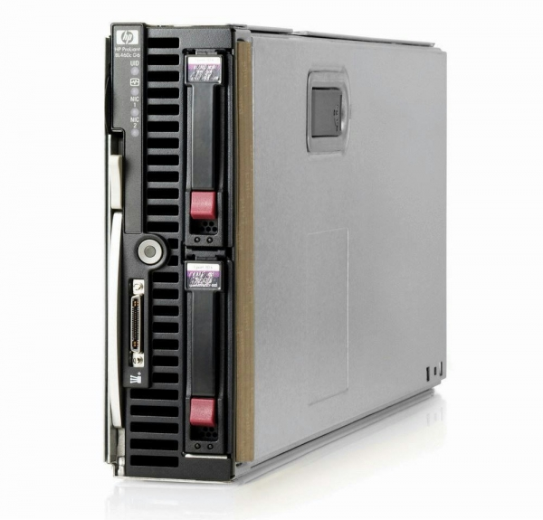 hp proliant 460c gen6 server blade gebraucht kaufen 2tec. Black Bedroom Furniture Sets. Home Design Ideas