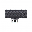 Dell Latitude E5450 E7250 E7450 QWERTY Tastatur Keyboard CN-0D19TR